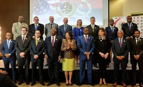 Constituição da Câmara de Comércio Estados Unidos/ Angola ( AMCHAM)