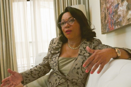 Maria Abrantes, Ex pca da ANIP, Advogada , Escritora e Professora